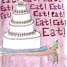 Lee Davis's 'Eat Eat Eat 2' by Art 4 ME