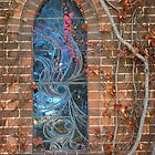 Gostwyck Chapel Window - Autumn by clearviewstock
