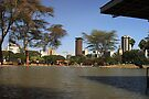 Beautifully Nairobi. by Karue
