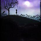 Alone on a hill. by Rookwood Studio 
