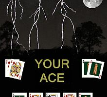 Your Ace, Poker Cards  by Eric Kempson