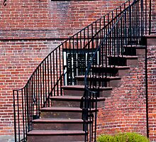 Savannah Stairs by phil decocco