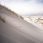 White Sands Ripples by cratermoon