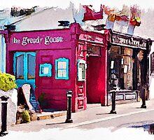 The Greedy Goose by PhotosByHealy