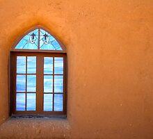 Taos Pueblo Window by Dale O'Dell
