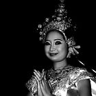 Thailand Dancer by Heather Butler