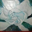 First Gardenia by Faith Coddington Krucina
