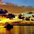 Queensland Sunrise  by Alicia  Liliana