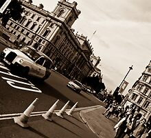 London Streets by Muhammad Khan