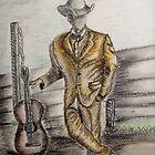 cowboy singer by thuraya o