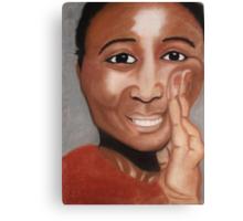 Hey You! Canvas Print