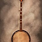 Music - String - Banjo  by Mike  Savad
