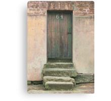 Door 64 Canvas Print
