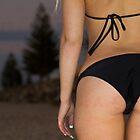 beach bum by Kieron Nolan