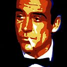 james bond by ralphyboy