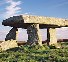 Lanyon Quoit, Cornwall by James Kitto