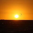 Sunset at Safety Bay by SammieK