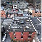 Old St. John's by Kevin  Kroeker