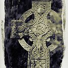 Celtic cross by morrbyte