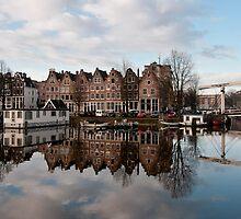 Amsterdam by Willem Hoekstra