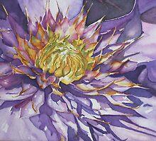 Garden Kaleidoscope by Christiane  Kingsley