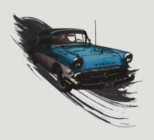 Car Retro Vintage Design by Denis Marsili