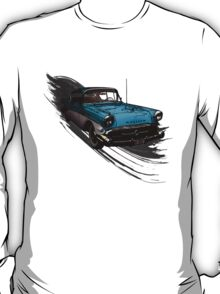 Car Retro Vintage Design T-Shirt