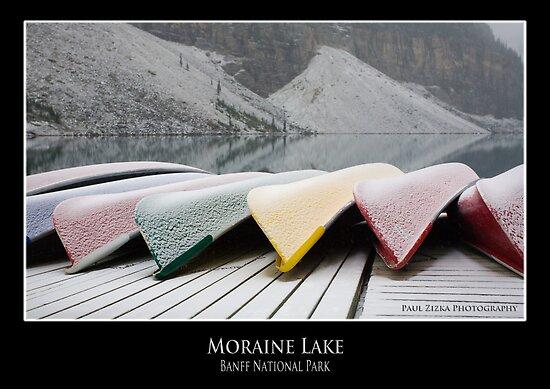 Moraine Lake, Banff National Park by mountainpz