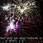 Fireworks Scribbler - Banner Entry by iskamontero