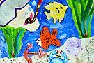 Snorkel by Kim McClain Gregal