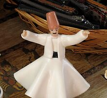Whirling Dervish (Figurine Style that Is) by Janie. D