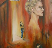 Once you were a Queen by Alla Pierce