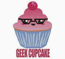 Geek Cupcake Kids Clothes