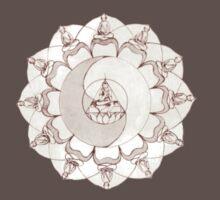 Budda Mandala by Jonathan  Fae