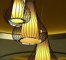Lights At Brook Bar n Grill by TeAnne