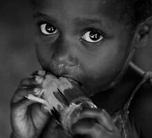 Sugar cane girl by Sarah Doyle
