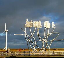 Spirit of the Staithes - Blyth, Northumberland by laurawhitaker