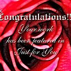 Just For You banner by vigor