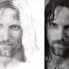 Aragorn (work in progress) by spencer bawden