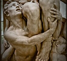 Ugolino and His Sons #108 by Terry J Cyr