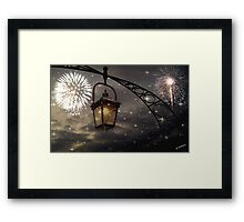 Light Up the Sky © Framed Print
