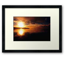 I WISH~ Framed Print