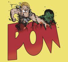 Bad Guys - POW Tee by Steven Novak