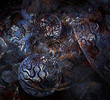 Globular Cluster by Virginia N. Fred