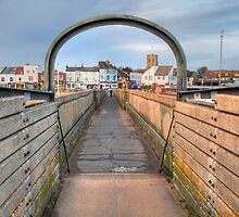 Bridge over Adur I by zumi