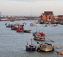 Shoreham harbour by zumi