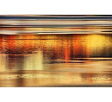 Tahoe Abstract Photographic Print