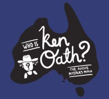 Who is Ken Oath? by creativepanic