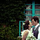 Married Kiss by AquaMarina
