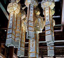 Thai Lanterns by phil decocco